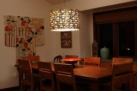 Trendy Dining Room Tables Marvelous And Cozy Dining Room Lighting Ideas Floral Print Drapes