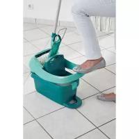 <b>Ведро</b> с отжимом <b>leifheit</b> 55076 <b>wiper cover</b> press profi для мытья ...