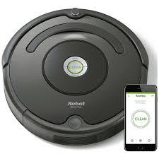 Купить <b>Робот</b>-<b>пылесос iRobot Roomba 676</b> Black в каталоге ...