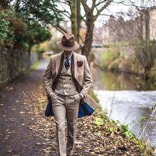 Элегантный <b>мужской костюм</b> со шляпой | Мужская мода ...