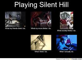 Silent Hill Heaven • View topic - Silent Hill pictures: LOLified ... via Relatably.com
