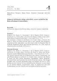 (PDF) Epipactis helleborine (L.) Crantz subsp. orbicularis (K. Richt ...