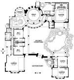 Superb Spanish House Plans   Spanish Colonial House Floor Plans    Superb Spanish House Plans   Spanish Colonial House Floor Plans