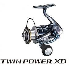 <b>Безынерционная</b> рыболовная <b>катушка Shimano Twin</b> Power XD ...