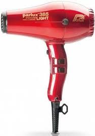 Купить <b>Фен PARLUX 385 Power</b> Light, красный в интернет ...