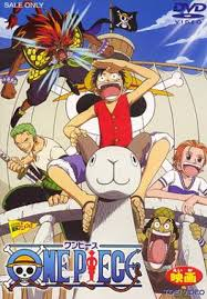 List of <b>One Piece</b> films - Wikipedia
