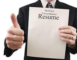 prepare a resume tk category curriculum vitae