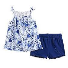 Girls <b>Summer</b> Kids <b>Clothing Sets</b>, <b>Clothing</b> | Kohl's