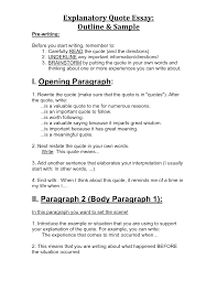 do essay quotations essay quote format