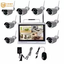 <b>SUNSEE Digital</b> 8CH 960P 12 inch Screen Wireless Nvr Kit <b>Wifi</b> Ip ...