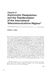 "(PDF) Drake, William J. 1994. ""Asymmetric Deregulation and <b>the</b> ..."