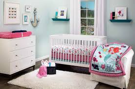 bedroom modern baby girl nursery ideas baby nursery decorating for girls displaying white wooden cradle baby nursery girl nursery ideas modern