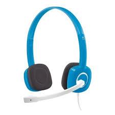 <b>Гарнитура Logitech</b> Headset <b>H150</b> Stereo, SKY BLUE (981-000368 ...