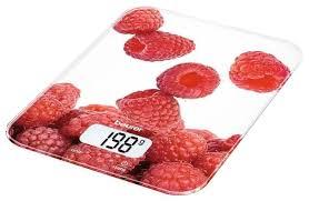 Кухонные <b>весы BEURER KS 19 berry</b>