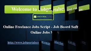 online lance jobs script job board software online jobs 00 55
