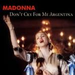 Don't Cry for Me Argentina [UK CD Single #2] album by Madonna
