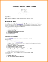 3 medical laboratory assistant resume technician resume related for 3 medical laboratory assistant resume
