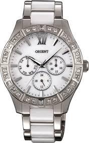 Наручные <b>часы</b> кварцевые женские <b>Orient SW01004W</b> купить ...