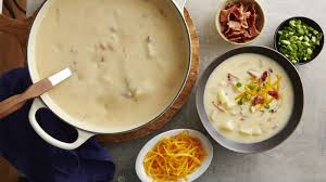 Loaded Potato Soup Recipe - BettyCrocker.com