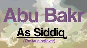 Image result for SACRIFICES OF ABU BAKR
