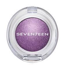 Seventeen <b>Тени для век</b> компактные <b>перламутровые</b> Silky ...