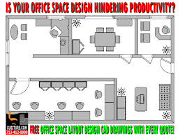 free office layout design cad drawings with every quote cad office space layout