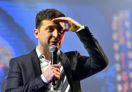 <b>Funny</b> man vs <b>chocolate</b> baron: Ukraine's presidential choice