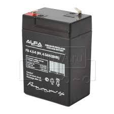 <b>Аккумуляторы Alfa Battery</b> - www.1000va.ru