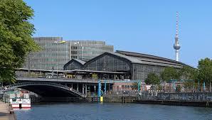 Gare de Berlin Friedrichstraße
