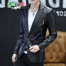 Shop Cartier crocodile (CARTELO) suit <b>2019 spring new</b> men's ...