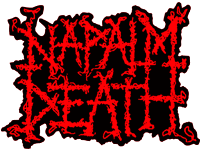 <b>Napalm Death</b> Merchandising