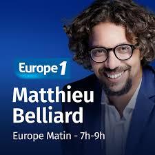 Europe Matin - 7h-9h - Matthieu Belliard