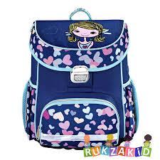 Купить ранец <b>hama lovely girl синий</b> / голубой в интернет ...