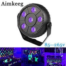 6LED 9LED <b>12LED</b> Disco <b>UV</b> Black Lights DJ 36W Par Lamp <b>UV</b> ...