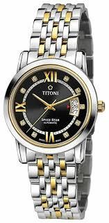 Наручные <b>часы Titoni 83738</b>-<b>SY</b>-<b>363</b> — купить по выгодной цене ...