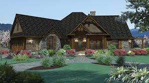 Corner Lot House Plans   Side Load Garage   BuilderHousePlans comHouse Plan   Side Loading Garage HWBDO   Corner Lot