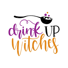 Free <b>Drink up witches</b> Graphic Vector - Stock by Pixlr