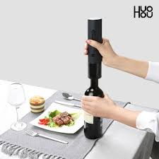 Xiaomi/<b>HUOHOU</b>/<b>Electric</b>/<b>Wine</b>/Opener/Black/<b>Wine</b>/Bottle Opener