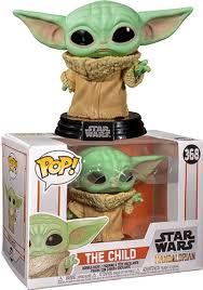 Купить <b>Фигурка Funko POP</b>! Bobble: <b>Star</b> Wars: Mandalorian: The ...