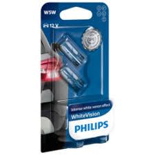 "«<b>Лампа</b> автомобильная <b>Philips</b> ""<b>WhiteVision</b>"", ксенон, цоколь ..."