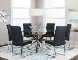 Stately <b>Seven Piece Dining Set</b> | Walker Furniture & Mattress Las ...