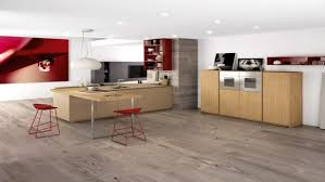 hardwood floor modern kitchen remodels floors options