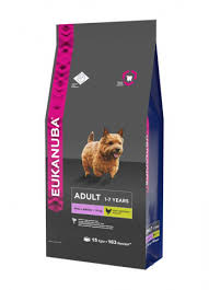<b>Eukanuba Adult</b> Small Breed <b>Сухой корм</b> для собак мелких пород ...
