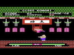 NES 1985 Yie Ar <b>Kung</b>-<b>Fu</b> GamePlay - YouTube