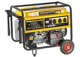 Купить <b>Генератор бензиновый GE</b> 7900E, 6,5 кВт, 220В/380/50Гц ...