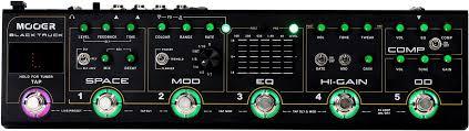 <b>Гитарный процессор</b> эффектов <b>Mooer Black</b> Truck - купить ...