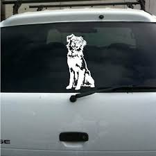 Transportation <b>Dogue de Bordeaux</b> vinyl decal,<b>French Mastiff</b> ...