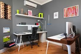 home office decorate like a boss 10 creative home office ideas uncle bob39s intended for bathroommarvellous desk cool office ideas modern house