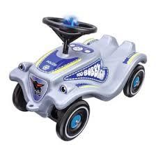 <b>Машинка</b>-<b>каталка BIG</b> Bobby Car Classic POLICE, со световыми и ...