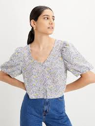Buy <b>Holly Blouse</b> | <b>Levi's</b>® Official Online Store MY